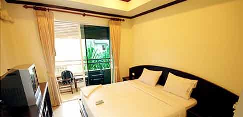 Koh Samui Beachfront Resort on Lamai beach   Marina Beach
